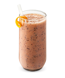 results Banana Berry Smoothie 5