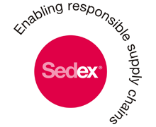 Sustainability RespSource SEDEX logo