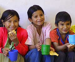 How Our WFP Partnership In Bolivia Is Fighting Childhood Hunger And Transforming Communities