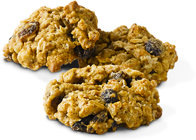 HCP Carbohydrates raisincookies