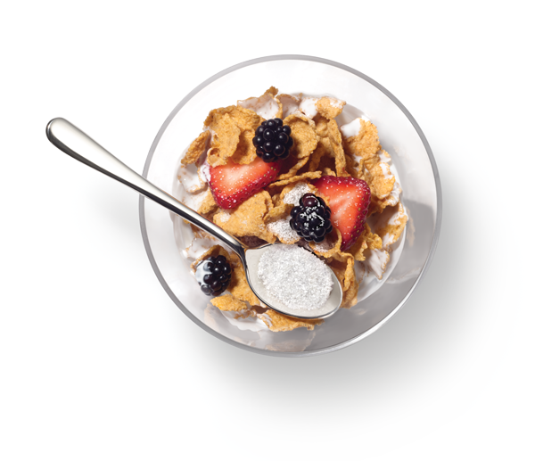 HCP Research Dental cereal bowl