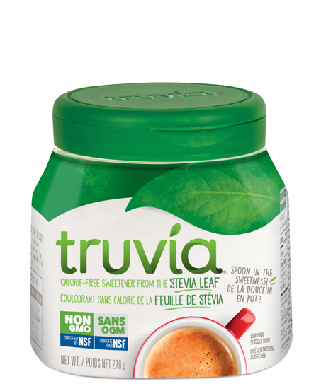 Truvia Can Spoonable Jar 460X553