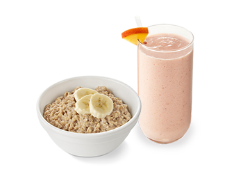 Oatmeal Smoothie 350 250