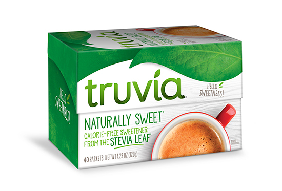 Truvia 40 Carton Side 550X373Px
