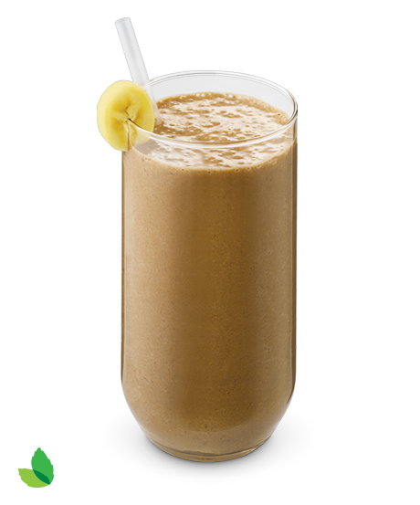 Peanut Butter Banana Smoothie Recipe With Truvía® Natural