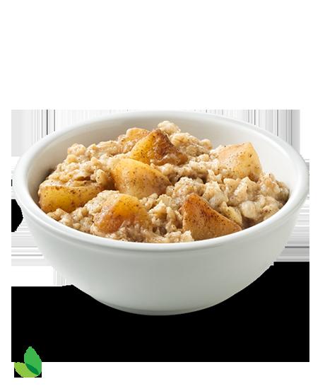 Apple Cinnamon Slow Cooker Oatmeal Recipe with Truvía® Brown Sugar Blend