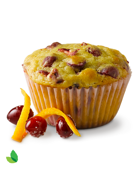 detail bb Cranberry Muffin 3