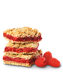 results bb Raspberry Oatmeal Bars 3