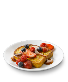 results bb french toast berries
