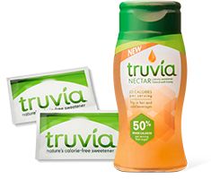FREE Sample of Truvia Nectars.